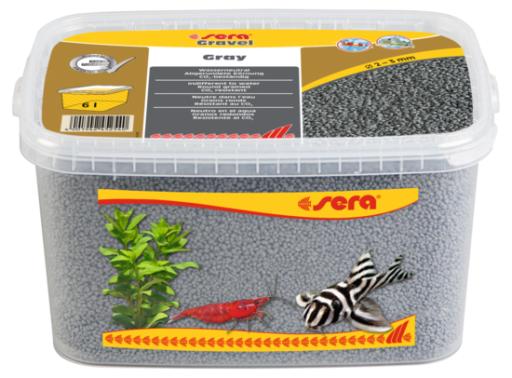 Sable Gravier Gris 2-3 mm