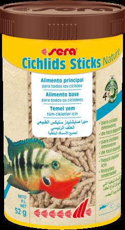 Cichlids Sticks 210 GR Sera