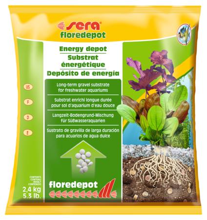 Floredepot Plant Fertilizer Sack