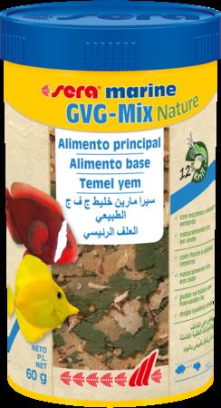 Marine GVG Mix Nature 210 GR Sera