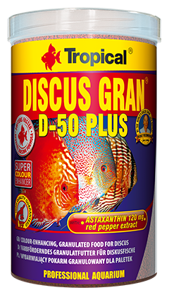 Discus Gran D-50 Plus 1 L Tropical