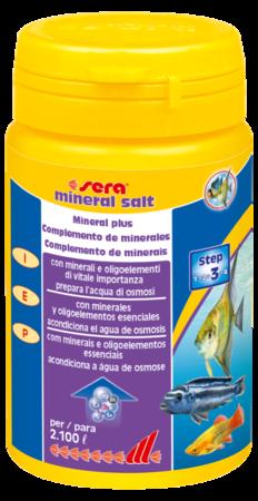 Minéral Salt 105 gr 2.3 KG Sera