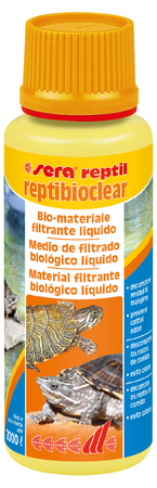 Filtration biologique Reptibioclear 50 ml Sera