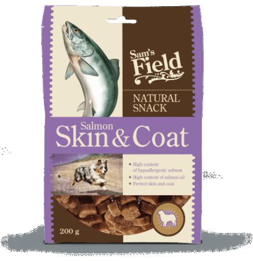 Skin & Coat Salmon 200 GR Sam's Field