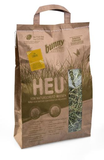 Natural Meadows With Larvae 250 GR Bunny