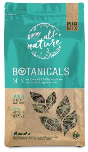 feuilles Botanicals Mix prêle et menthe 120 GR Bunny