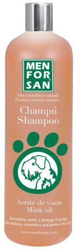 Mink Oil Shampoo 1 L Men For San