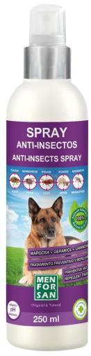 Anti-insectes Vaporiser chiens 250 ml Men For San