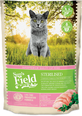 Sterilized 2.5 KG Sam's Field