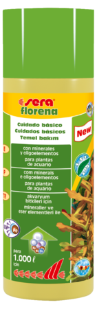 Florena pour les plantes 5 L Sera