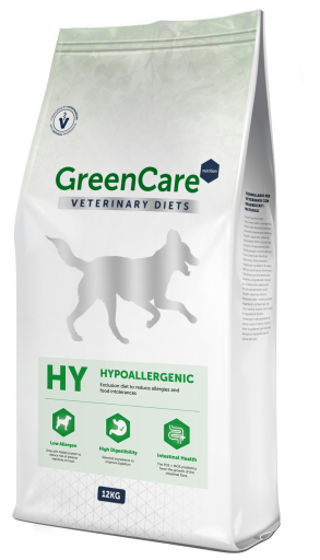 Hypoallergenic 3 Kg GreenCare Nutrition