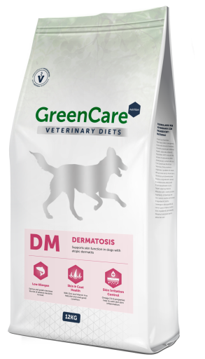 Dermatosis 12 KG GreenCare Nutrition