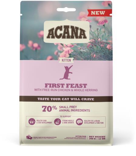 Premier repas du chat 340 GR Acana