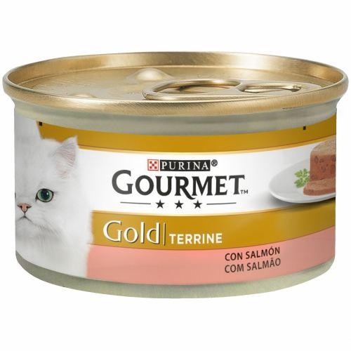 24x85 gr Gourmet Saumon D'Or Terrine