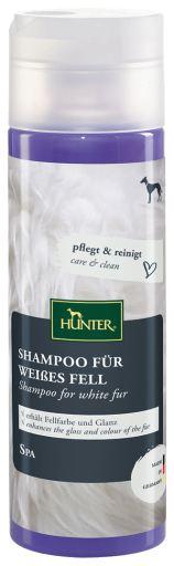 White Hair Shampoo 200 ml Hunter