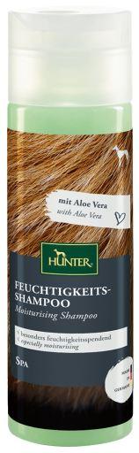 Shampooing hydratant à l'Aloe Vera 200 ml Hunter