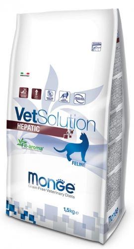 Hepatic 1.5 Kg Monge Vet Solution