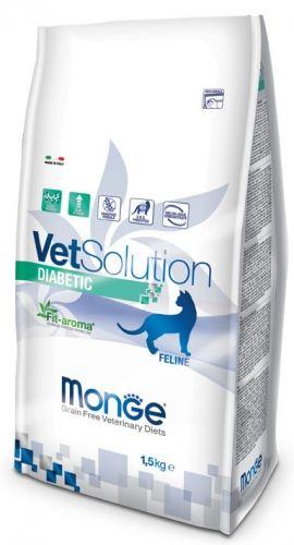 Diabetic 1.5 Kg Monge Vet Solution