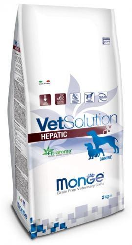 Hepatic 12 KG Monge Vet Solution