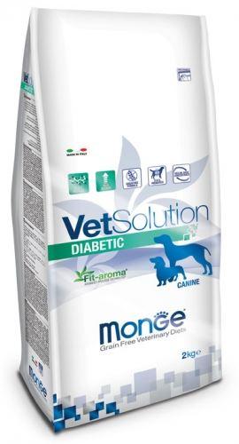 Diabetic 2 KG Monge Vet Solution