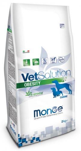 Obesity 12 KG Monge Vet Solution