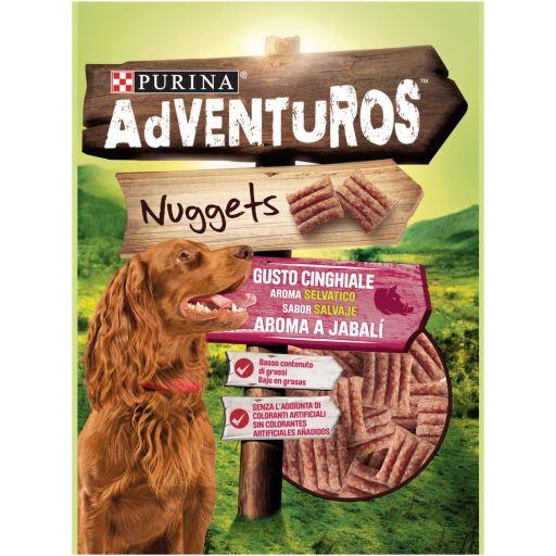 Nuggets Cochon Sauvage 90 g 90 GR Adventuros