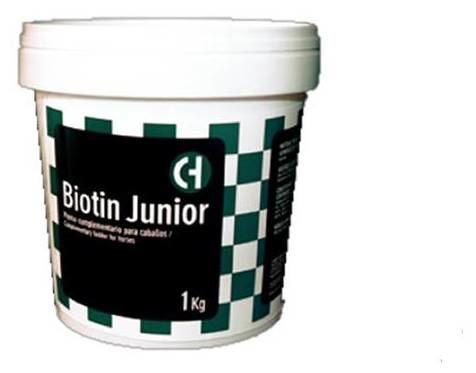 Biotin Junior 1.053 kg Chemical Iberica