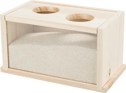Bain de sable 20×12×12 cm Trixie