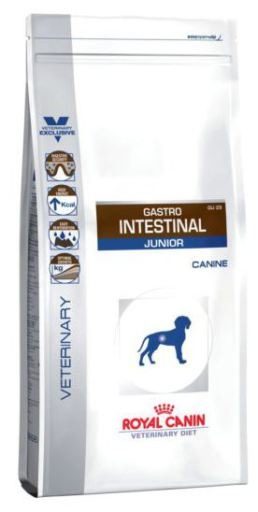 Nourriture Gastro-intestinal Junior 2.5 KG Royal Canin