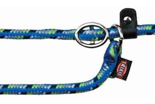 Laisse en corde de montagne bleu/vert L-XL Trixie