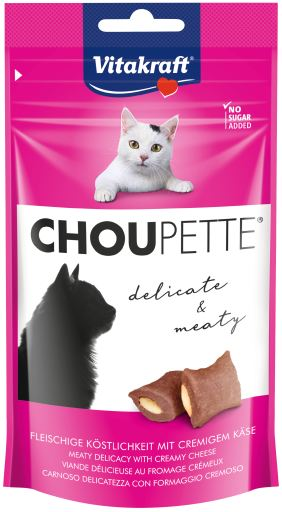 Choupette Cheese 40 GR Vitakraft