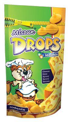 Des gouttes de fromage 75 GR Novopet