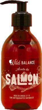 Huile de saumon norvégien 250 ml Wild Balance