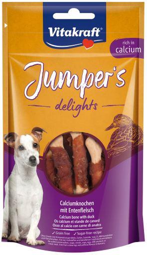 Jumpers Delights Canard et Calcium 80 GR Vitakraft