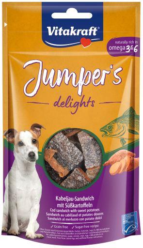 Jumpers Delights Poisson 80 GR Vitakraft