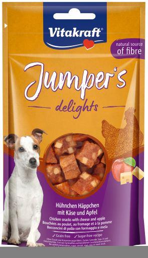 Jumpers Delights Poulet et pomme 80 GR Vitakraft
