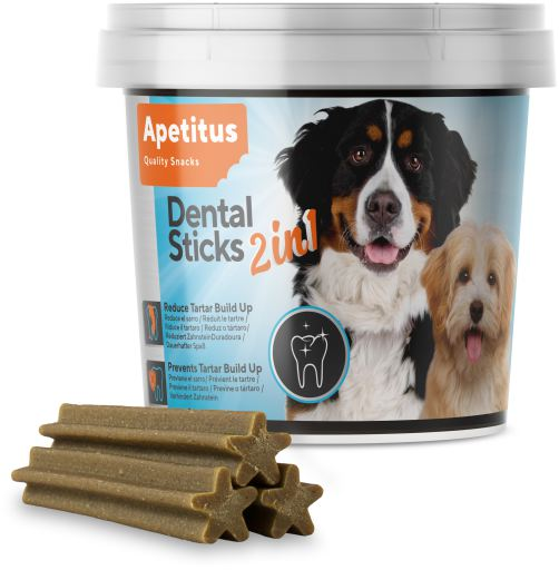 Barritas DentalSticks 2 in 1