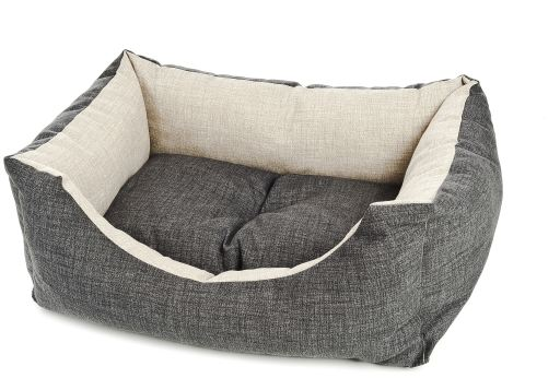 Lit rectangulaire Cool Grey 95 cm Ferribiella
