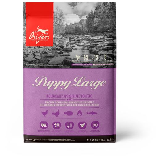 Dry Puppy Large 340 GR Orijen