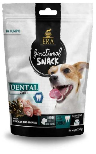Snack Dental con Algas Marinas 150 GR Era