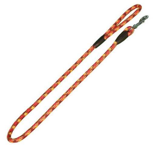 Tireur de corde de montagne rouge et jaune 120x1.3 cm Arquivet
