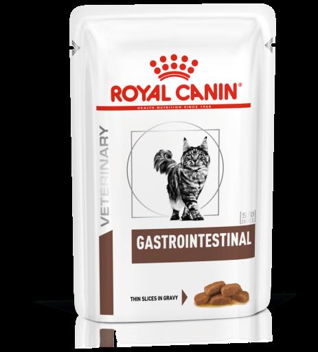 Nourriture Humide Gastro-intestinal 12x85 gr Royal Canin