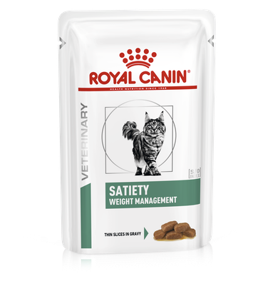 Satiety Weight Management 12x85 gr Royal Canin
