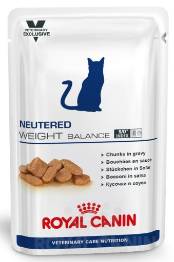 Neutered Adult Maintenance Feline 12x85 gr Royal Canin