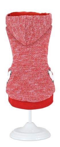 Sweatshirt Jogging Rouge 35 cm Nayeco