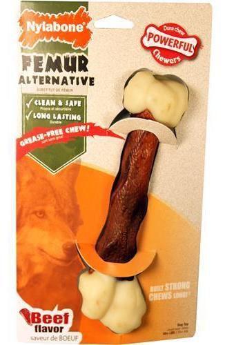 Extreme Chew Femur - Beef Flavour Xl M Nylabone