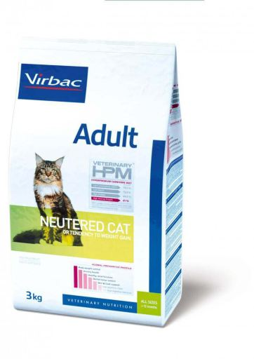 Veterinary HPM Adult Neutered 3 Kg HPM