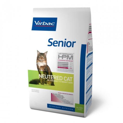 Veterinary HPM Senior Neutered 7 KG HPM
