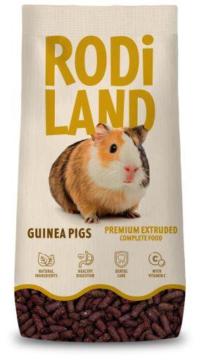 Granulés pour cochons d'Inde 1.5 Kg Rodiland
