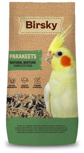 Mixture Parakeets